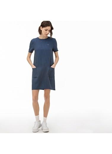 Lacoste Kadın  Elbise EF0057.57L Lacivert
